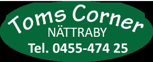 toms corner nättraby